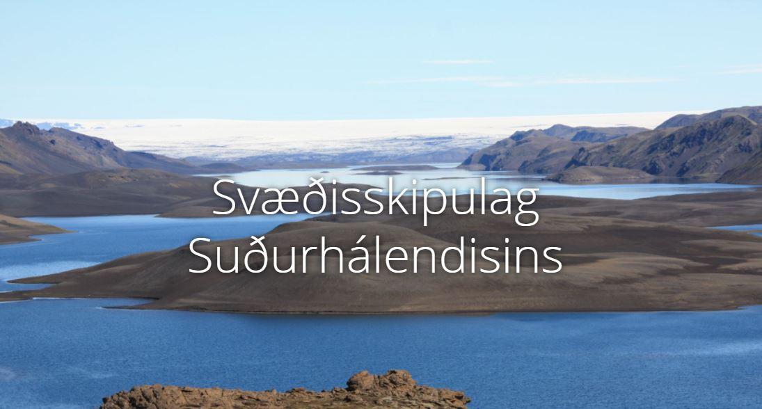 Svæðisskipulag fyrir Suðurhálendið